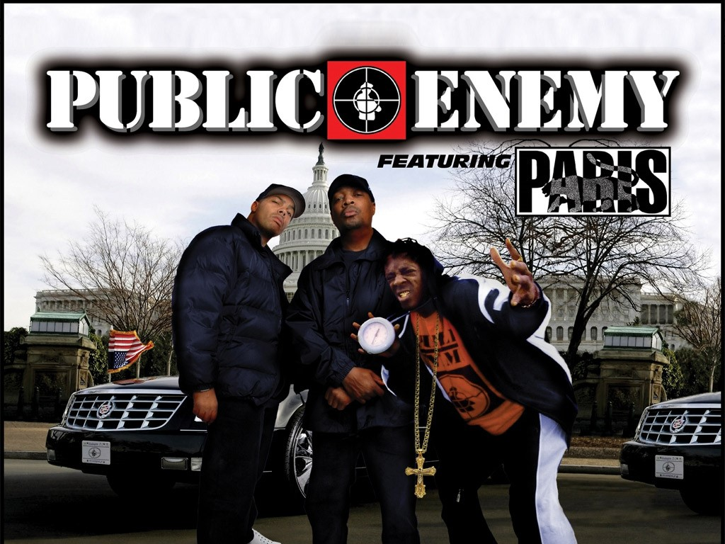 Music Wallpaper: Public Enemy