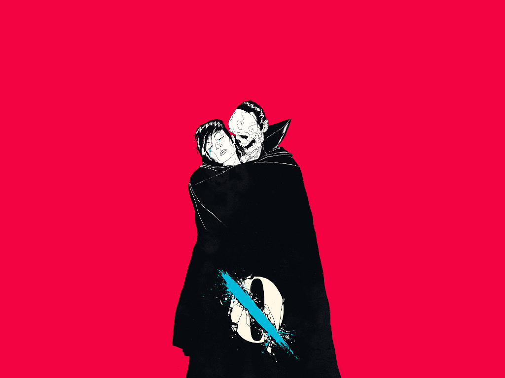 Music Wallpaper: Queens of the Stone Age