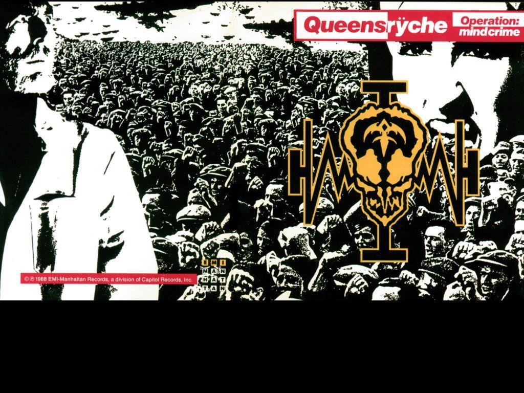 Music Wallpaper: Queensryche - Operation Mindcrime