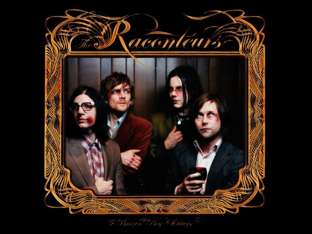 Music Wallpaper: Raconteurs