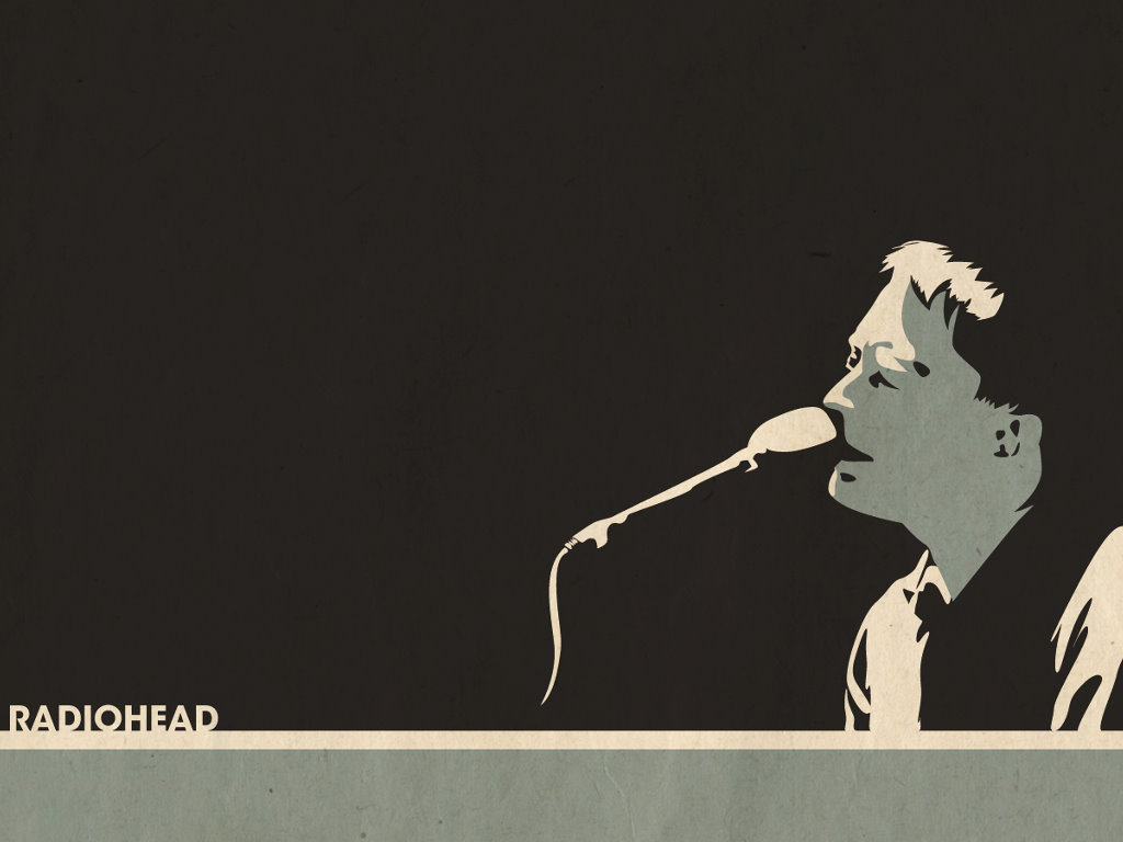 Music Wallpaper: Radiohead