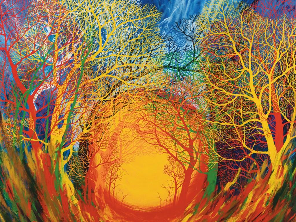 Music Wallpaper: Radiohead - The King of Limbs