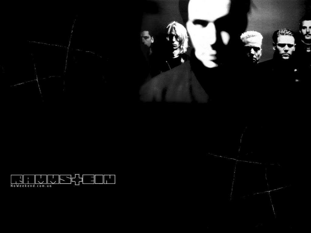 Music Wallpaper: Rammstein