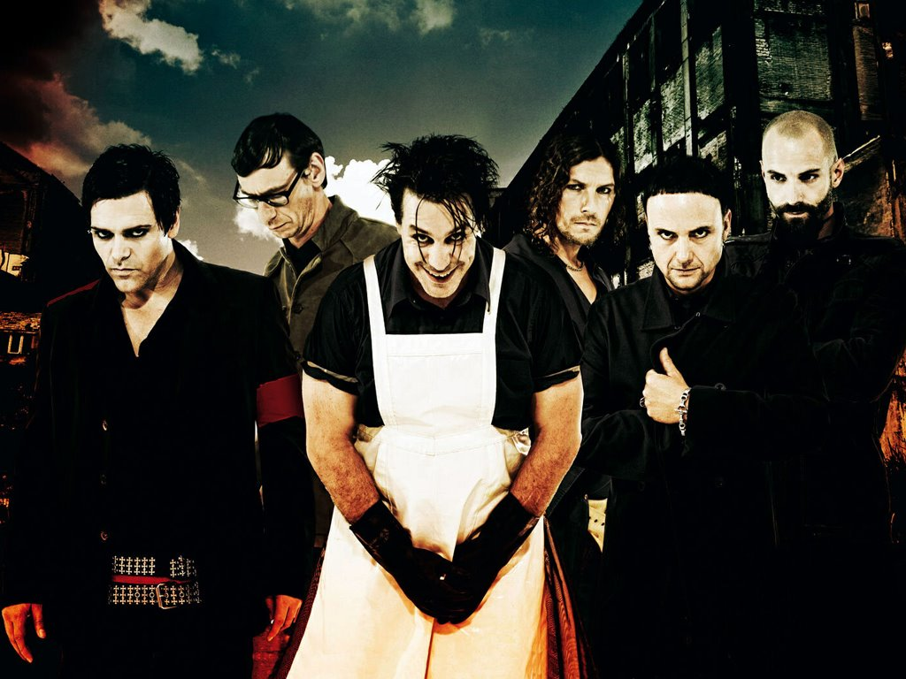 Music Wallpaper: Rammstein