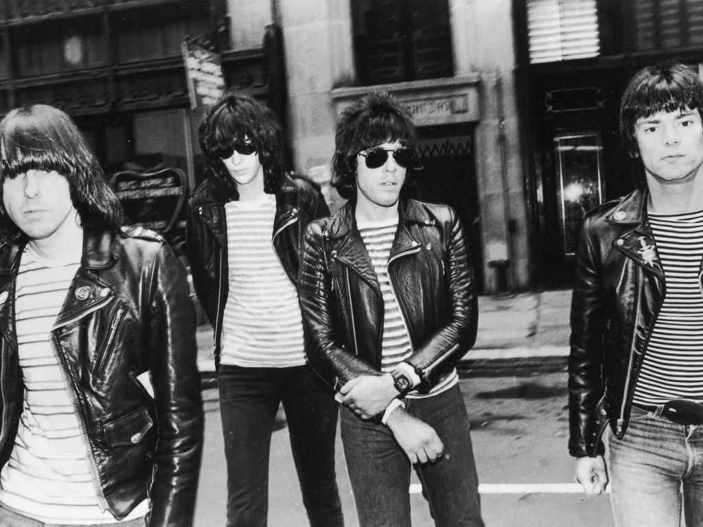 Music Wallpaper: Ramones