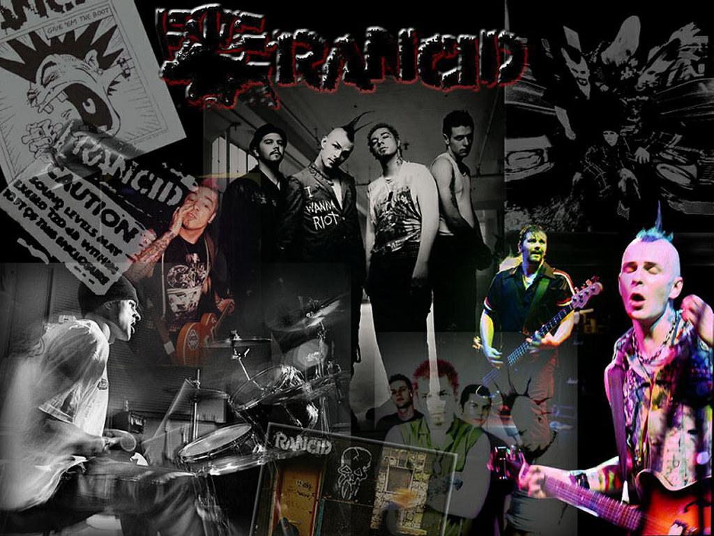 Music Wallpaper: Rancid