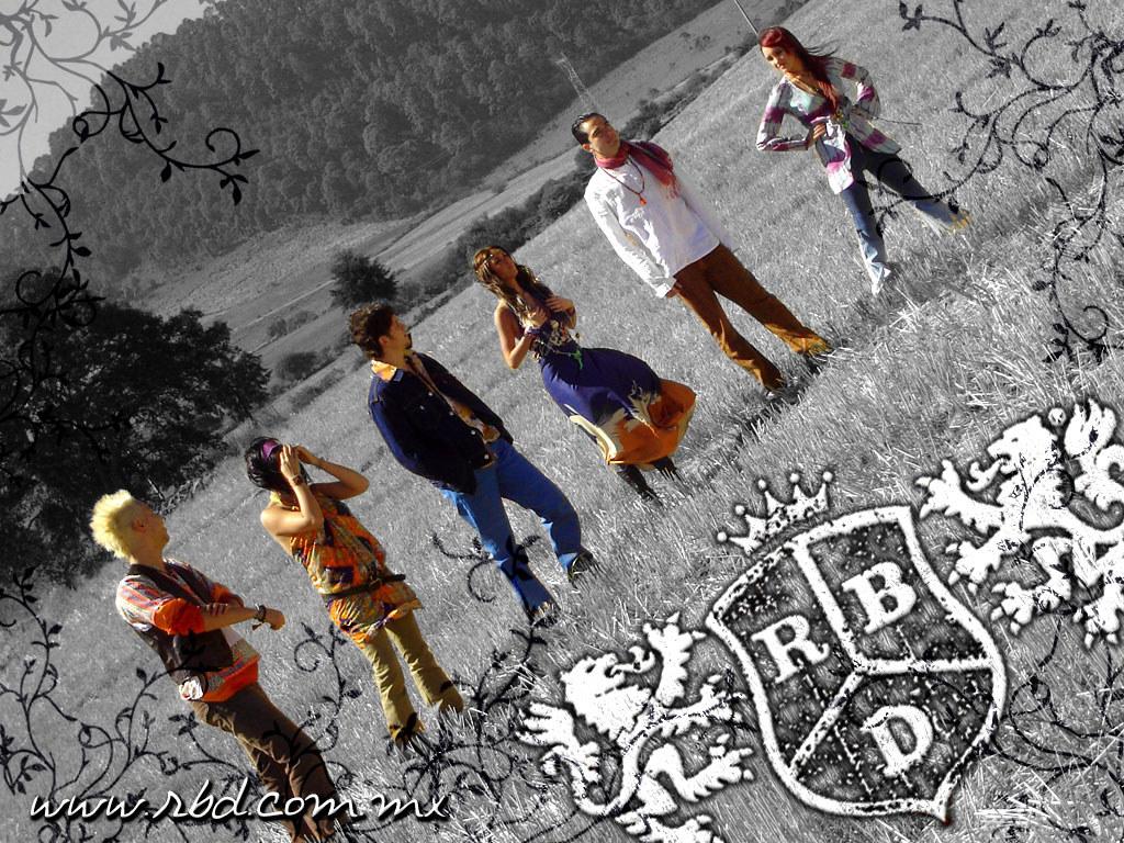 Music Wallpaper: RBD
