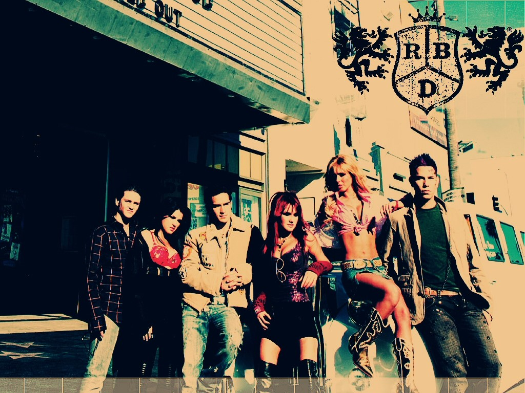 Music Wallpaper: RBD