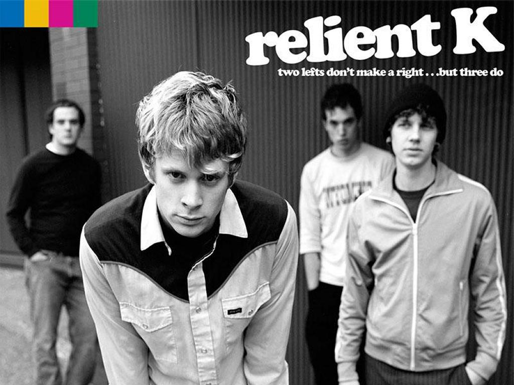 Music Wallpaper: Relient K