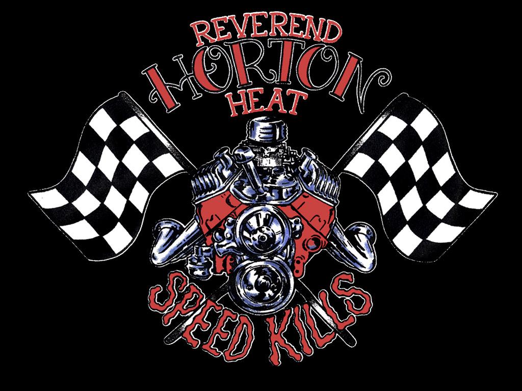 Music Wallpaper: Reverend Horton Heat