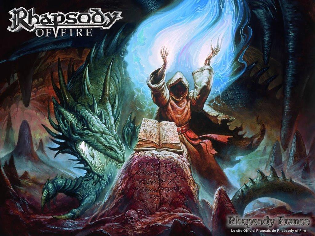 Music Wallpaper: Rhapsody of Fire