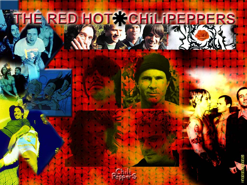 Music Wallpaper: Red Hot Chilli Peppers