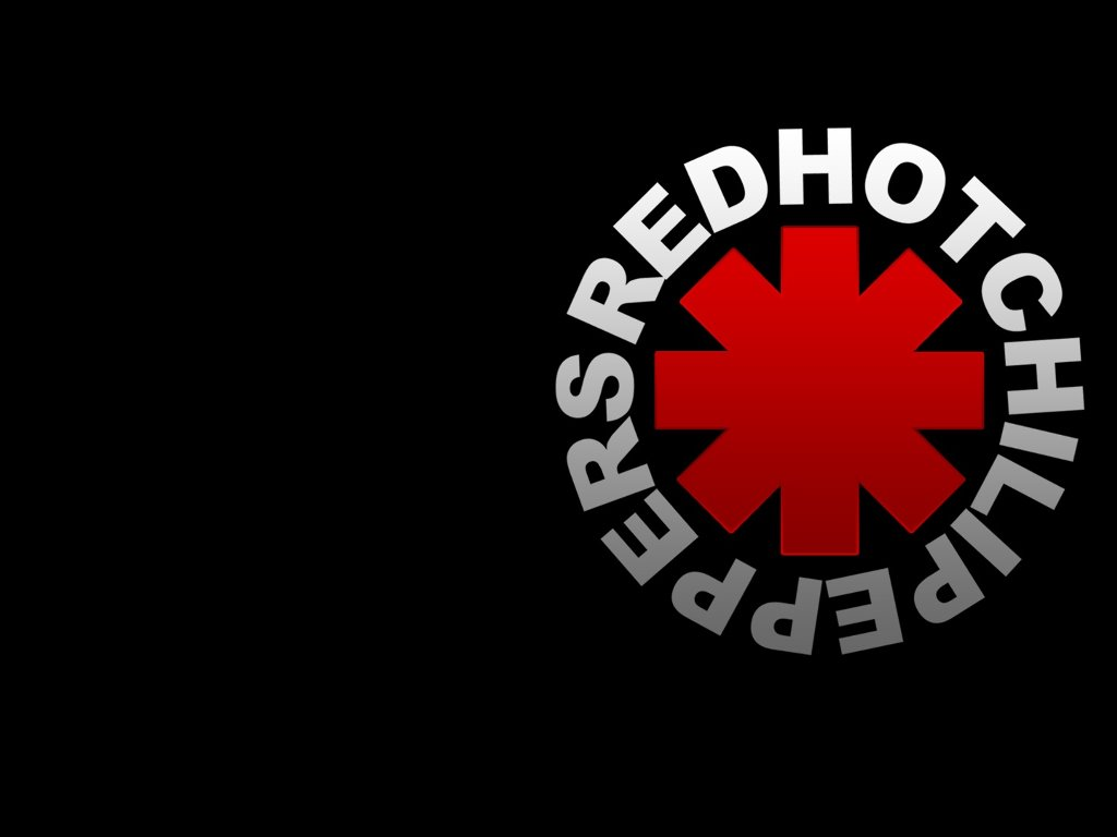 Music Wallpaper: RHCP - Logo