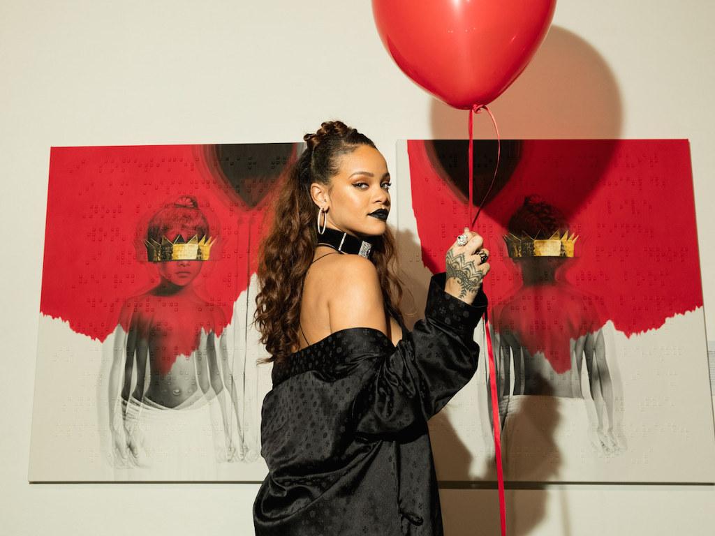 Music Wallpaper: Rihanna - Anti