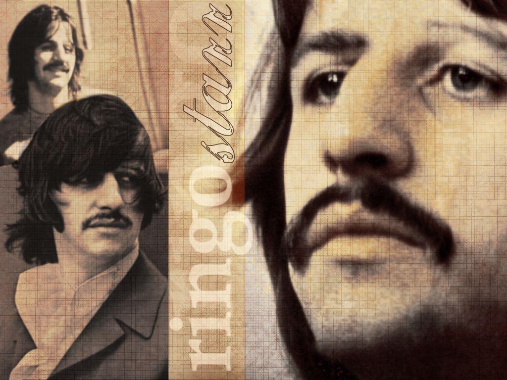 Music Wallpaper: Ringo Starr