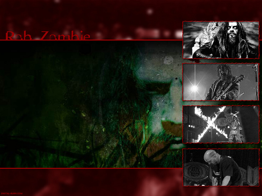 Music Wallpaper: Rob Zombie