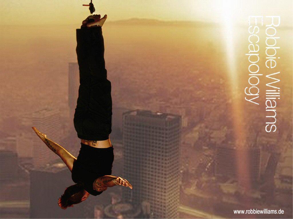 Music Wallpaper: Robbie Williams