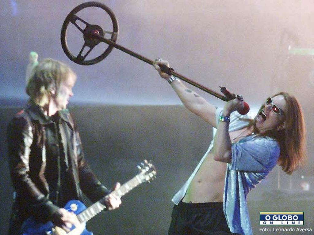 Papel de Parede Gratuito de Música : Rock in Rio - Guns n' Roses
