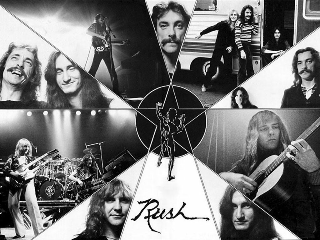 Music Wallpaper: Rush