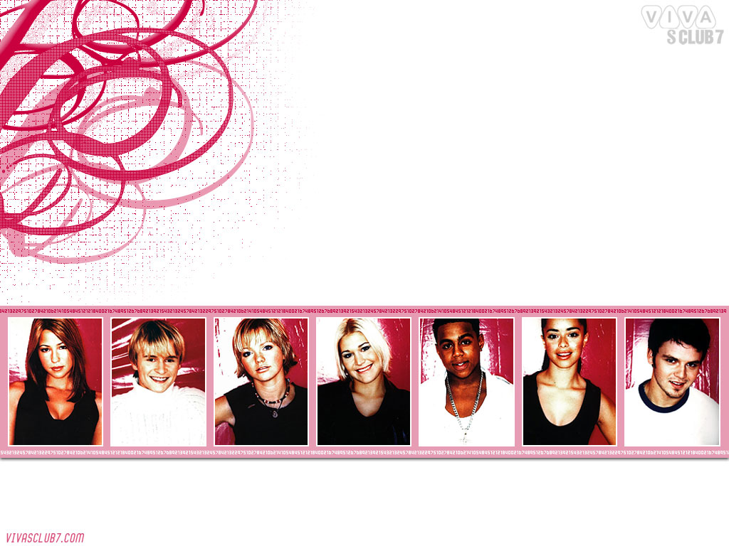 Music Wallpaper: S Club 7
