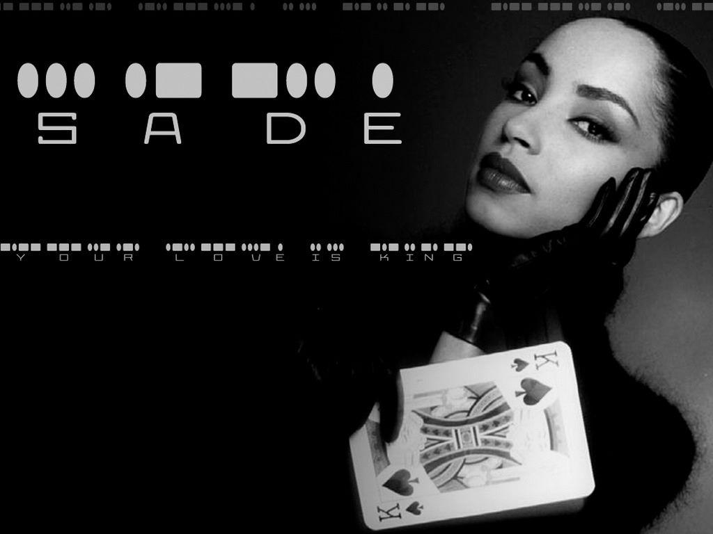 Music Wallpaper: Sade