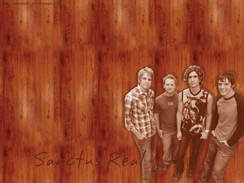 Music Wallpaper: Sanctus Real