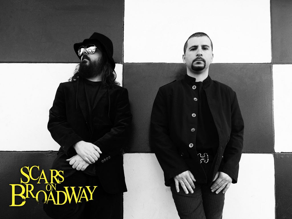 Music Wallpaper: Scars on Broadway