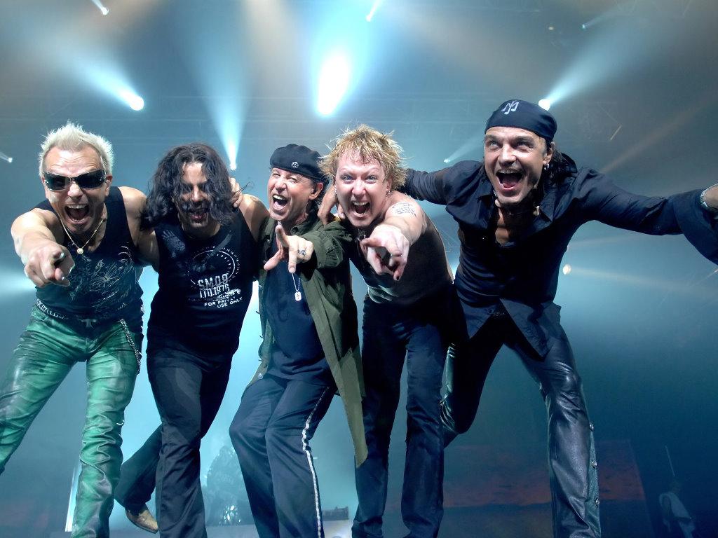 Music Wallpaper: Scorpions