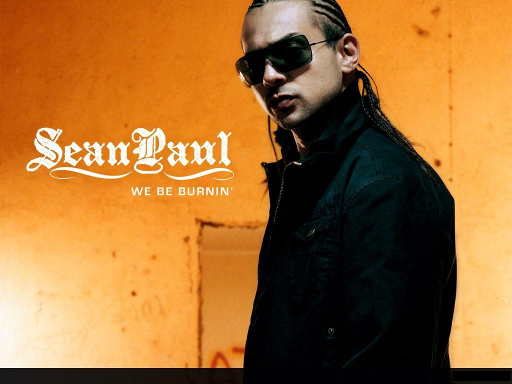 Music Wallpaper: Sean Paul