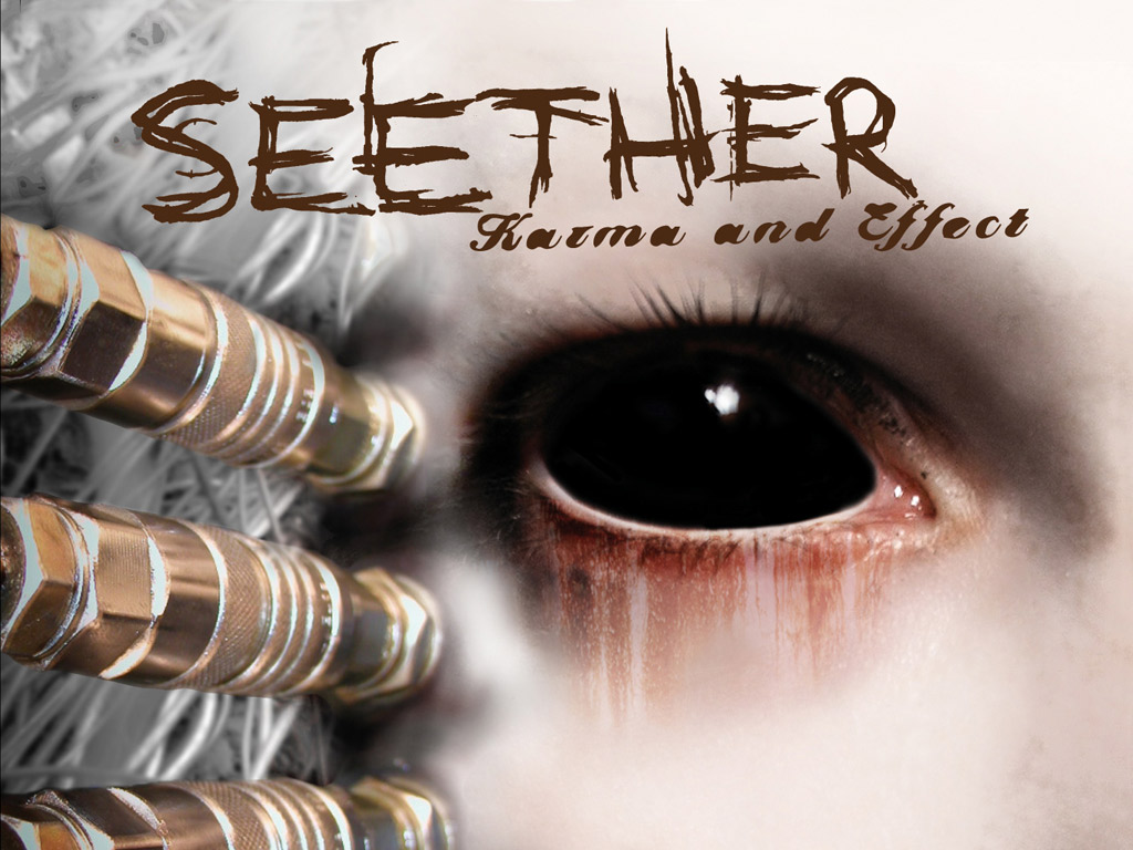Music Wallpaper: Seether - Karma and Effect