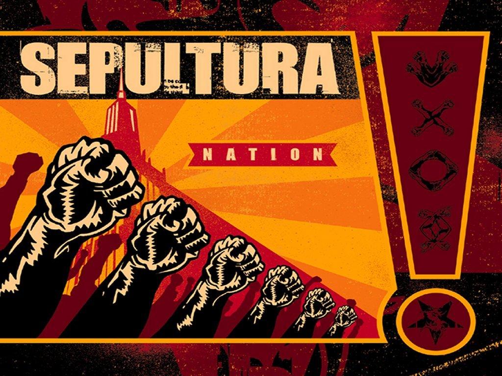 Music Wallpaper: Sepultura - Nation