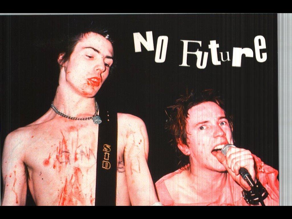 Music Wallpaper: Sex Pistols