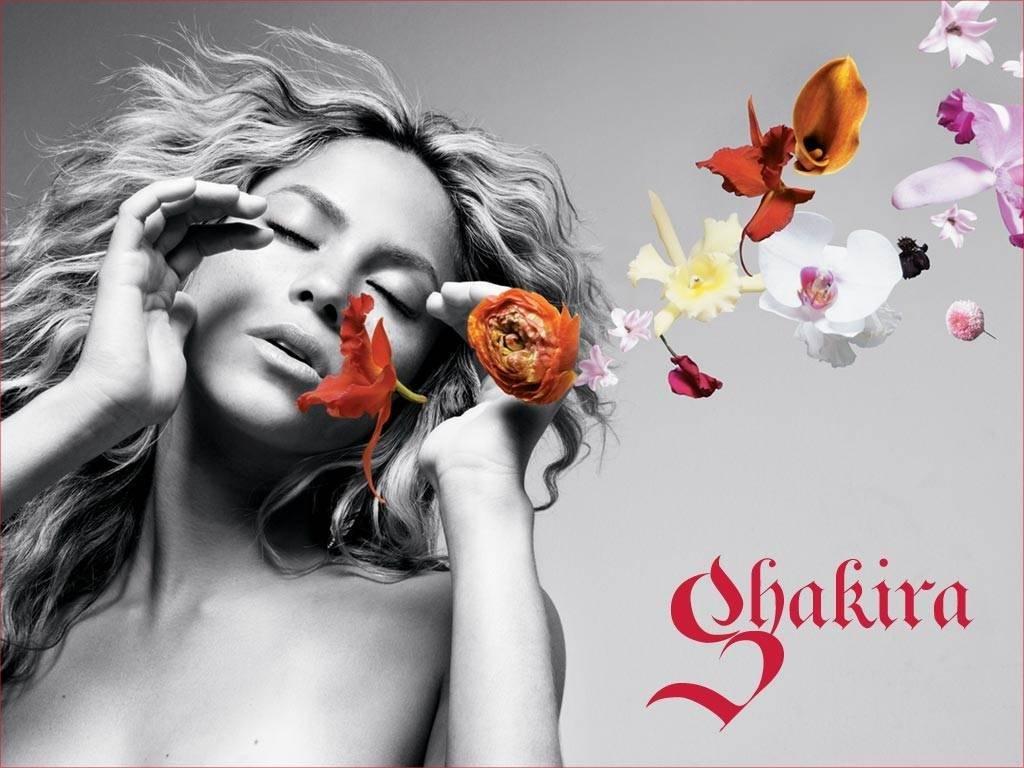 Music Wallpaper: Shakira