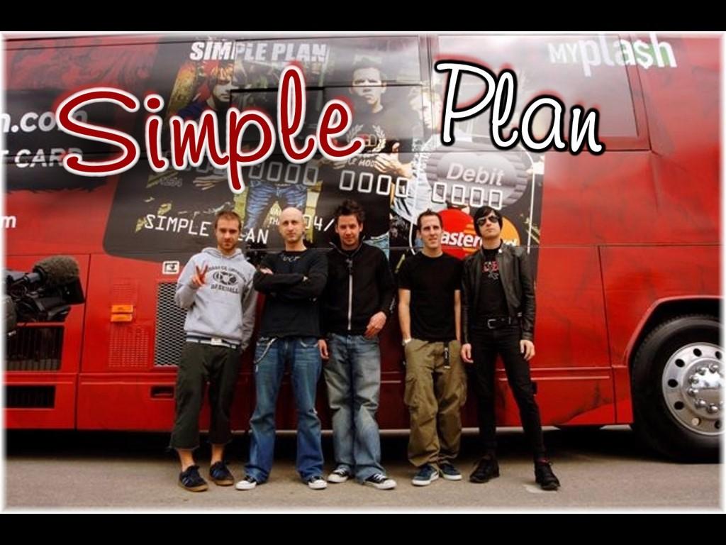 Music Wallpaper: Simple Plan