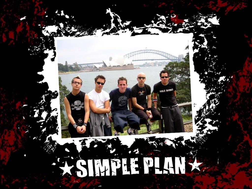 Music Wallpaper: Simple Plan