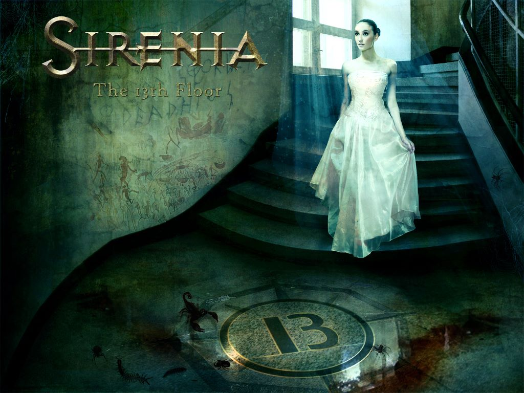 Music Wallpaper: Sirenia