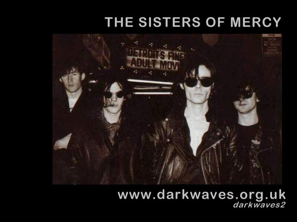 Music Wallpaper: Sisters of Mercy