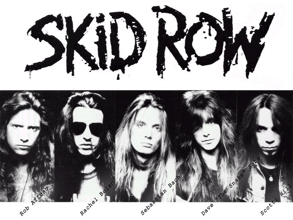 Music Wallpaper: Skid Row