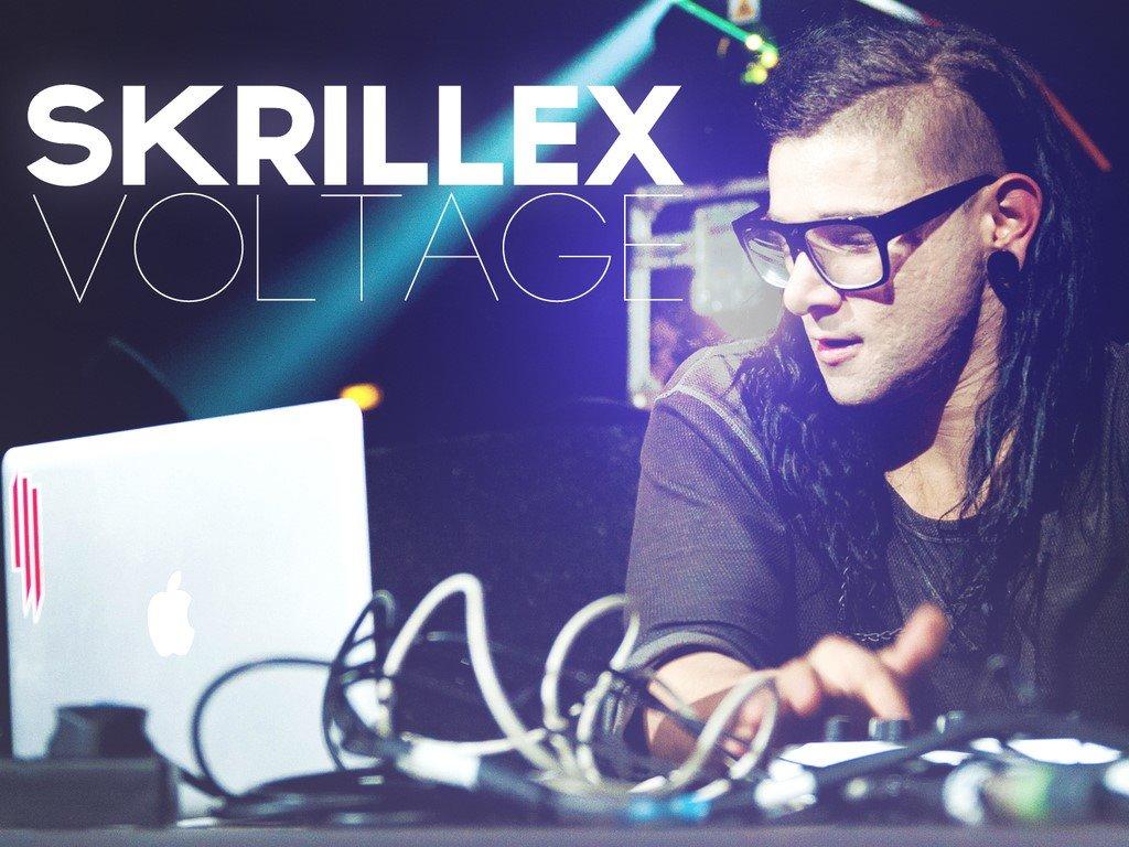 Music Wallpaper: Skrillex