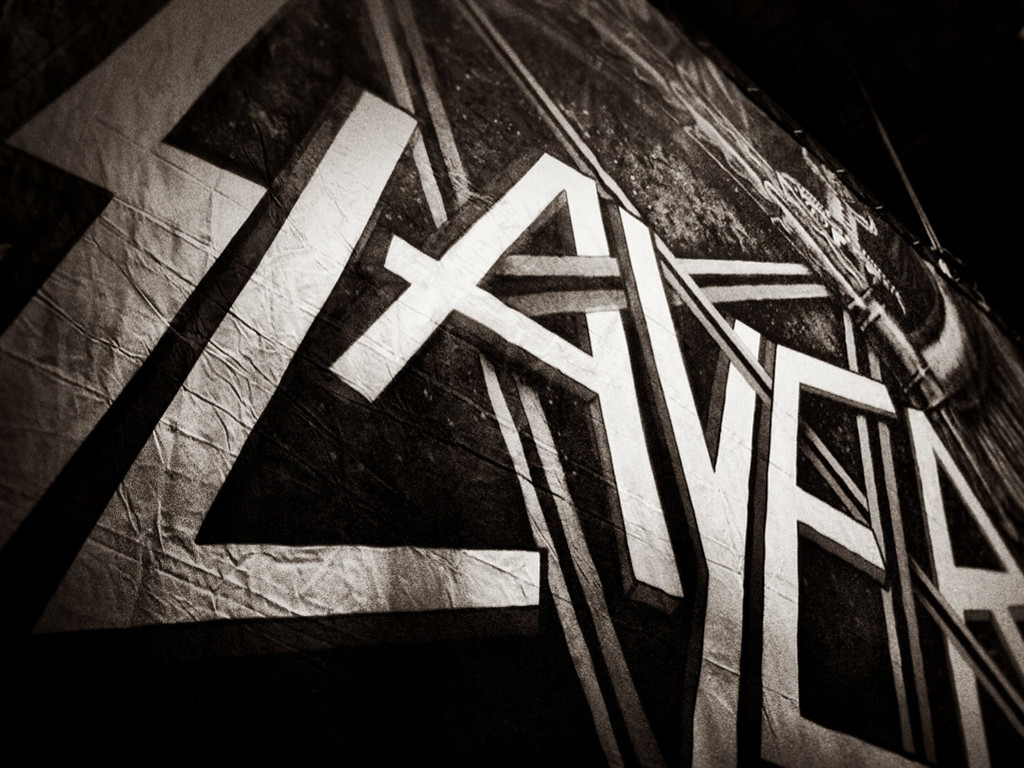 Music Wallpaper: Slayer