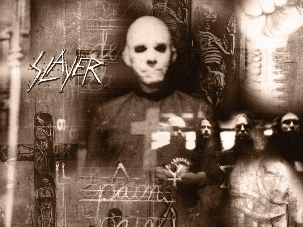 Music Wallpaper: Slayer