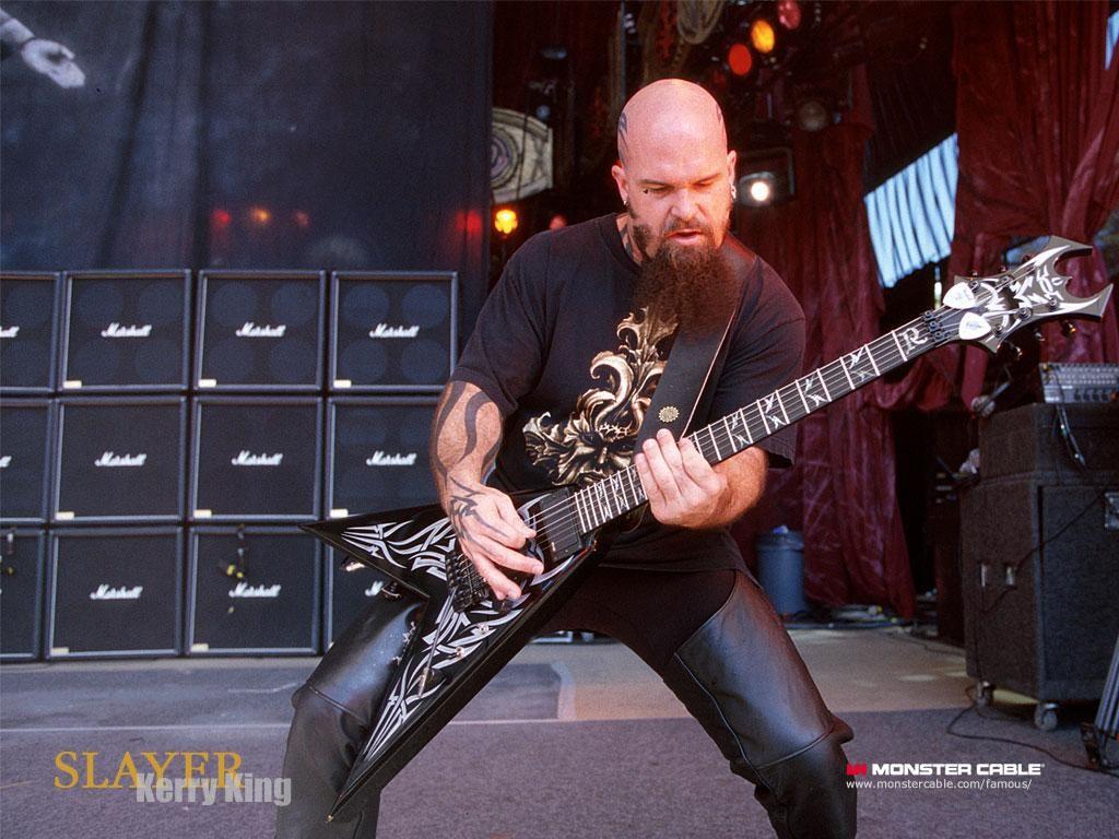 Music Wallpaper: Slayer - Kerry King