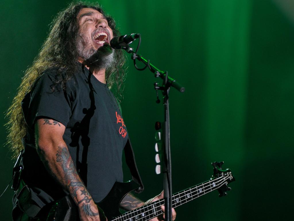 Papel de Parede Gratuito de Música : Slayer - Rock in Rio 2013