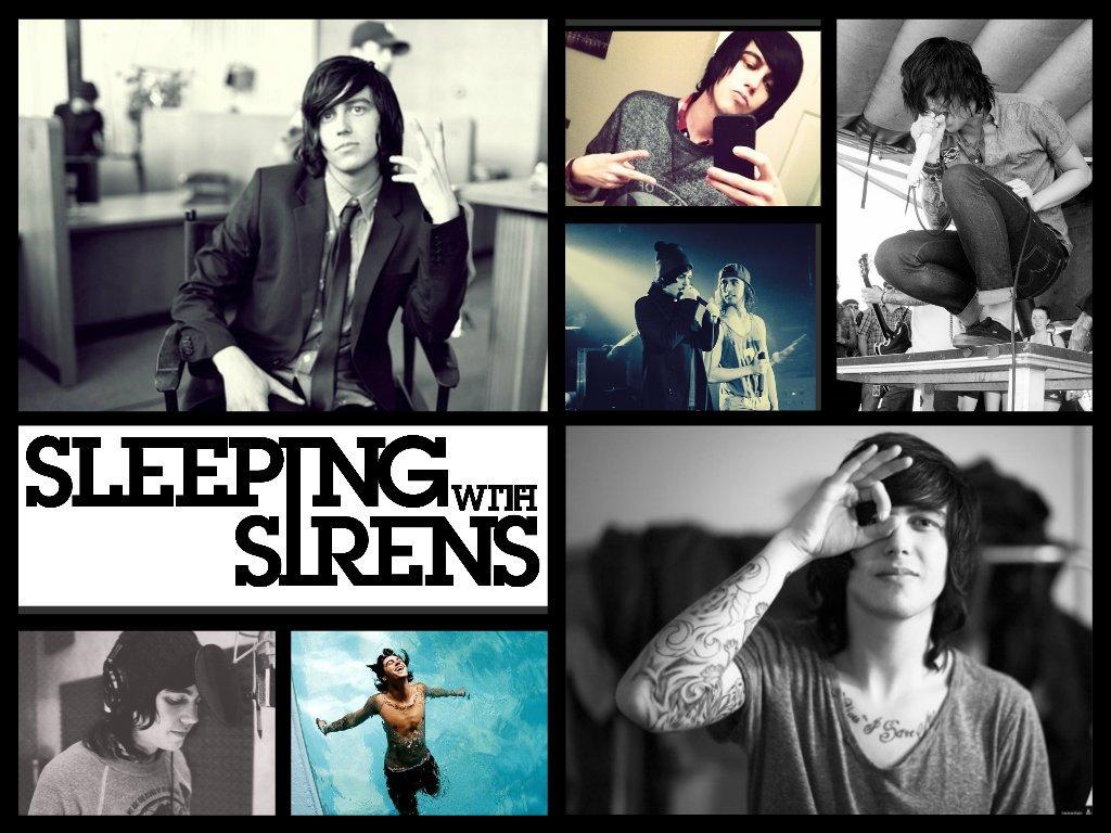 Music Wallpaper: Sleeping With Sirens
