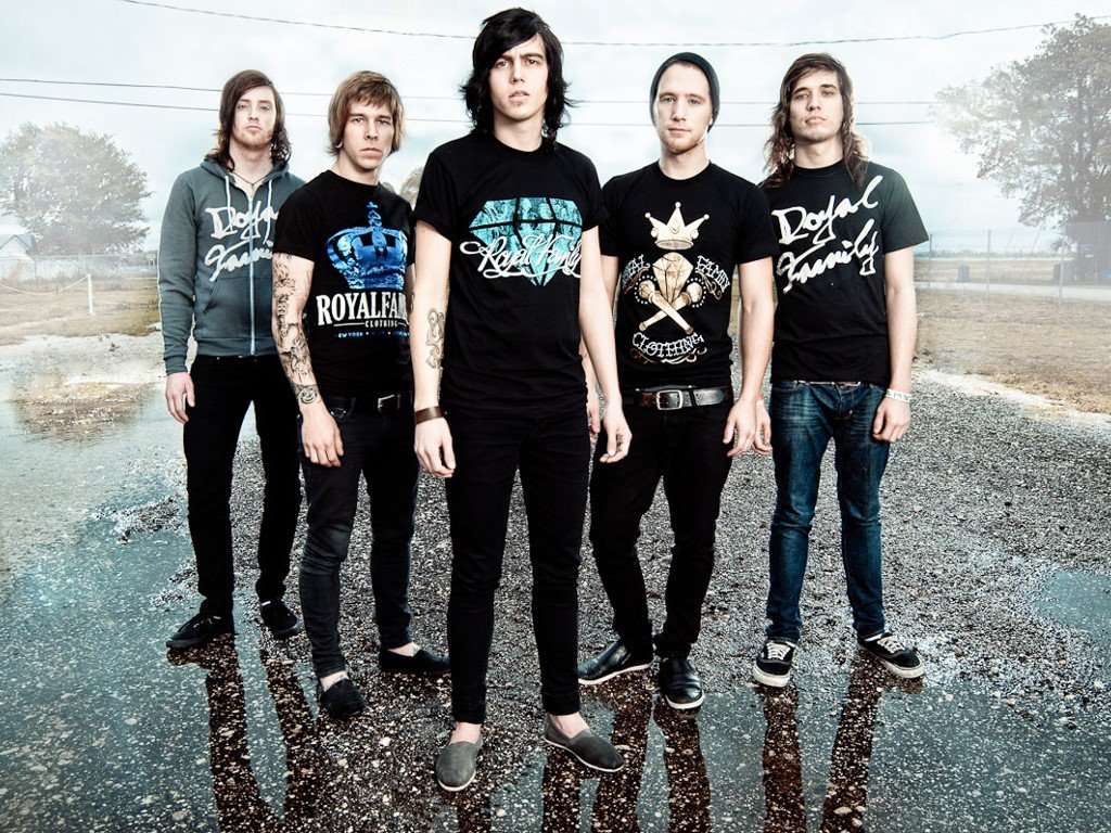 Music Wallpaper: Sleeping With Sirens