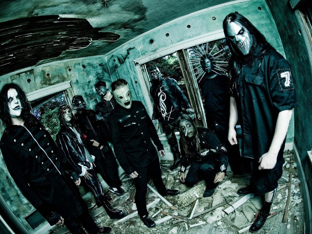 Music Wallpaper: Slipknot