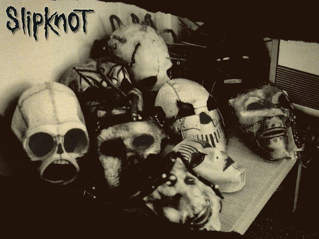 Music Wallpaper: Slipknot