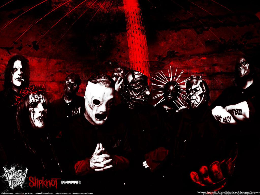 Papel de Parede Gratuito de Música : Slipknot