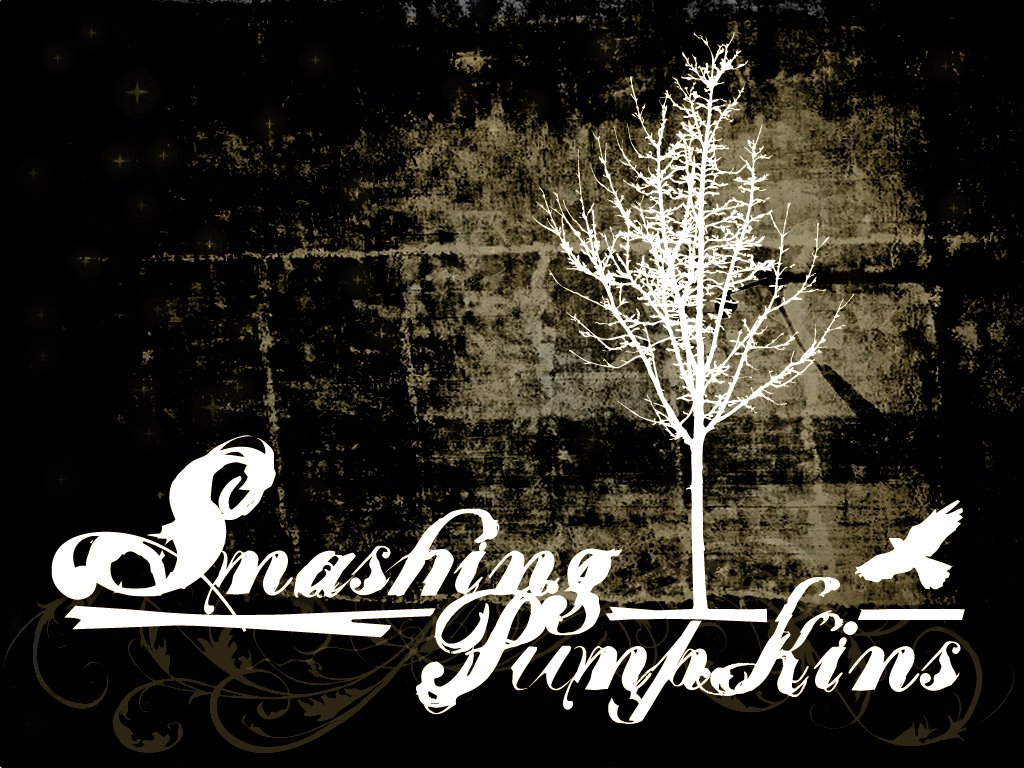 Music Wallpaper: Smashing Pumpkins