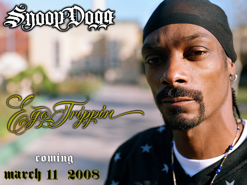 Music Wallpaper: Snoop Dogg - Ego Trippin